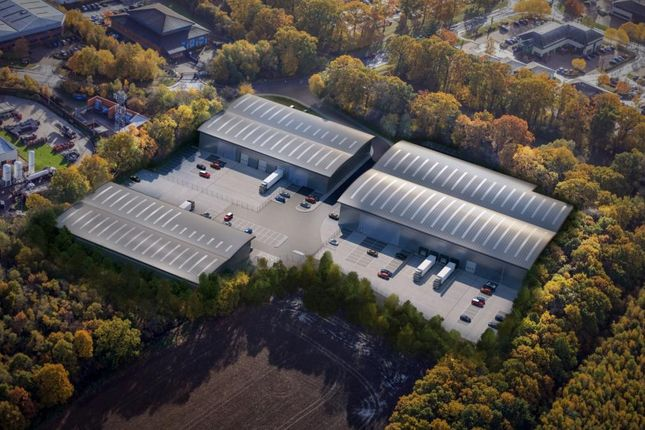 Thumbnail Industrial to let in Tyson Park, Chineham, Basingstoke