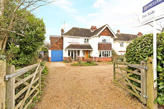 Thumbnail Detached house for sale in Broomleaf Road, Farnham, Surrey