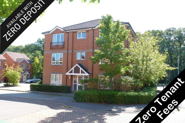 Thumbnail Flat to rent in Angelica Way, Whiteley, Fareham
