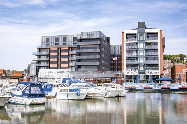 Thumbnail Flat for sale in Brayford Wharf North, Lincoln