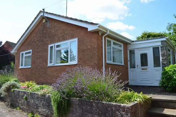 Thumbnail Detached bungalow for sale in Duke Street, Cullompton