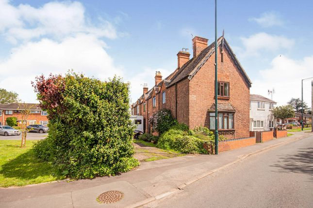 Thumbnail Terraced house for sale in Spa View, Whitnash, Leamington Spa