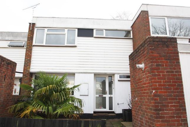Thumbnail Terraced house to rent in Fosse Way, West Byfleet
