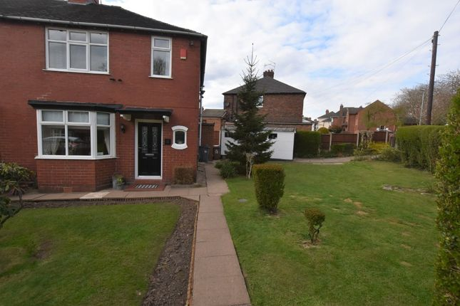 Thumbnail Semi-detached house for sale in Ashlands Road, Hartshill