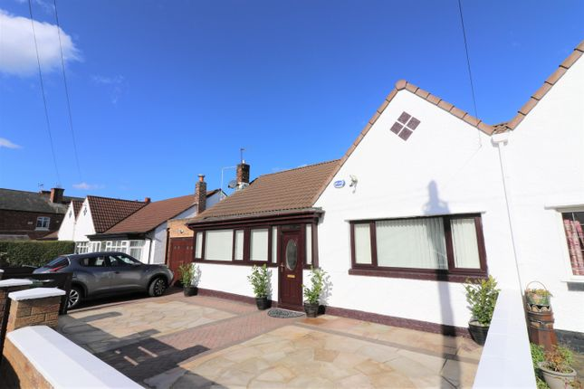 Thumbnail Bungalow for sale in Bromley Road, Wallasey