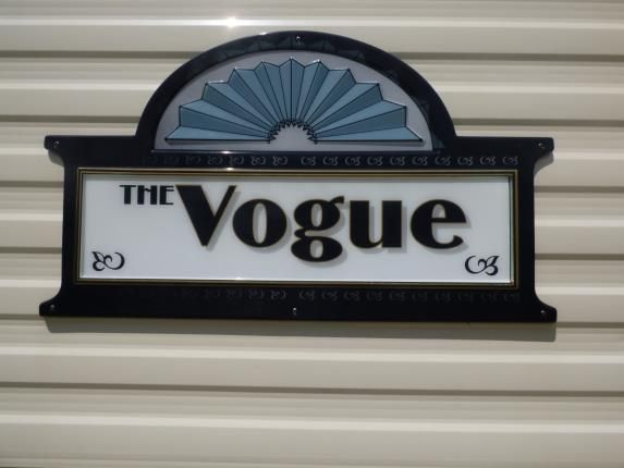 The Vogue of Thorness Bay Holiday Park, Cowes, Isle Of Wight PO31