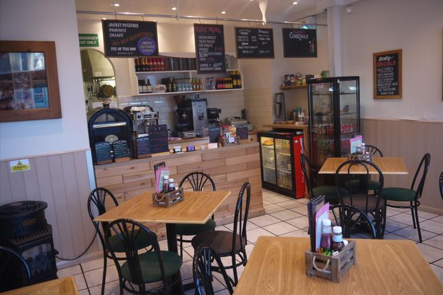 Restaurant/cafe for sale in Cafe & Sandwich Bars YO11, North Yorkshire