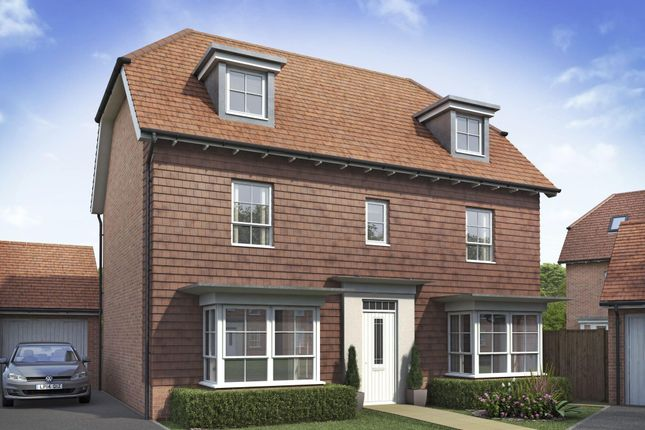 """Thumbnail Detached house for sale in """"Warwick"""" at London Road, Allington, Maidstone"""