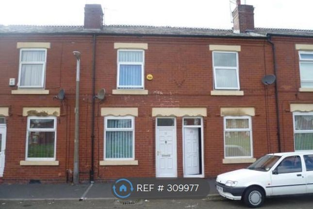Thumbnail Terraced house to rent in Norway Street, Salford