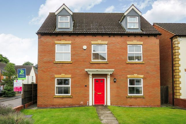 Thumbnail Detached house for sale in Tom Blower Close, Wollaton, Nottingham