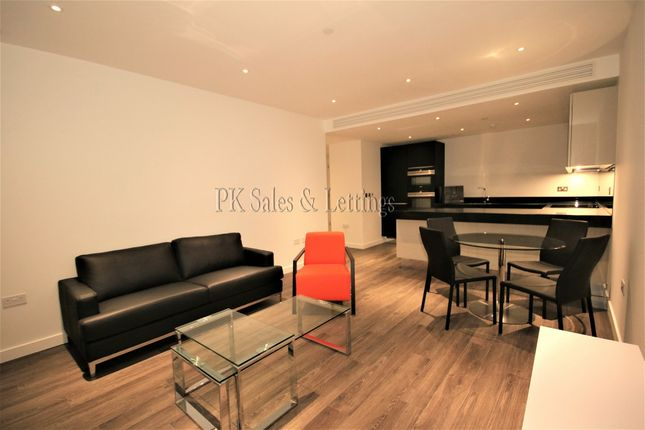 Thumbnail Flat to rent in Goodman's Fields, Aldgate, London