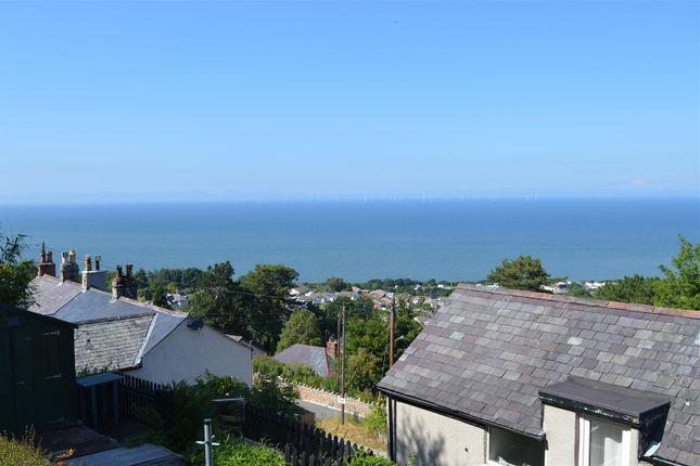 Thumbnail End terrace house for sale in Bryn Golau, Llanddulas, Abergele