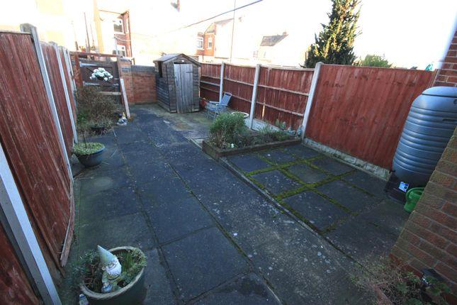 Rear Garden of Victoria Road, Edlington, Doncaster DN12