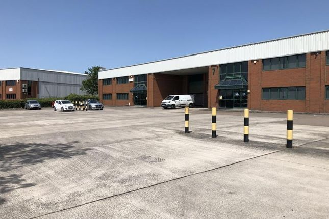 Thumbnail Industrial to let in Unit, Unit 7-8 Cribbs Causeway, The Laurels, Bristol
