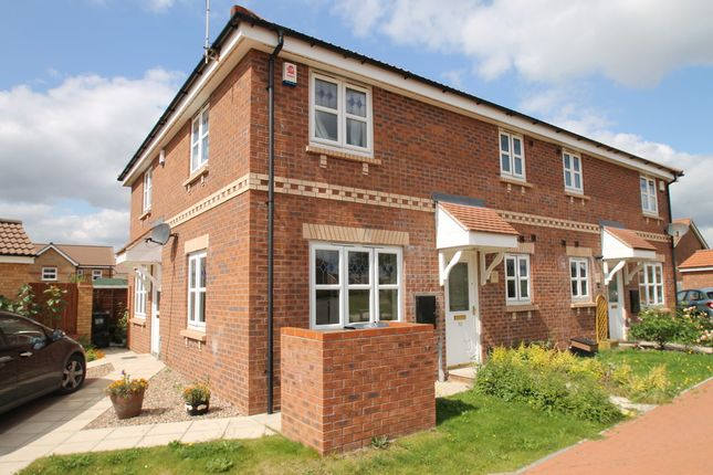 Thumbnail Town house for sale in Twigg Crescent, Armthorpe, Doncaster
