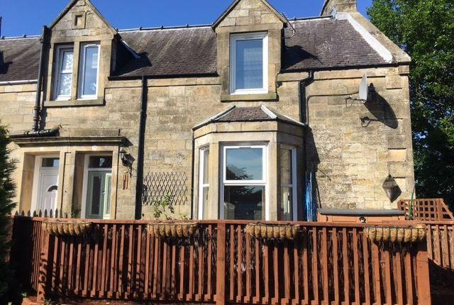 Thumbnail Semi-detached house for sale in Hillside Terrace, Selkirk