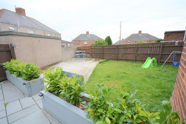 Garden of Ullswater Road, Ferryhill DL17