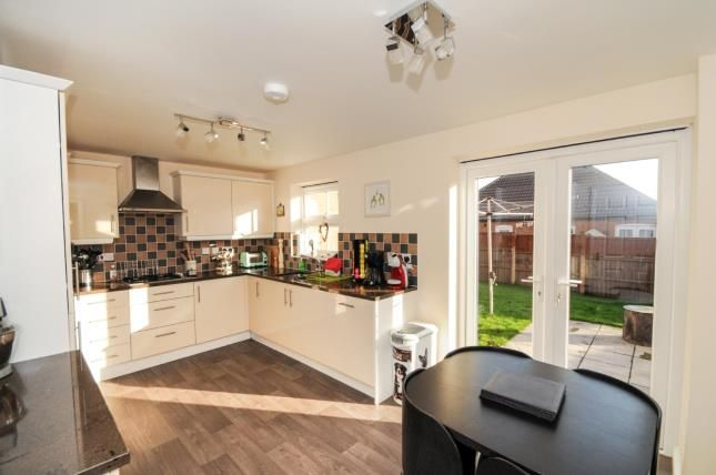 Thumbnail Detached house for sale in Hancock Drive, Bardney, Lincoln, Lincolnshire