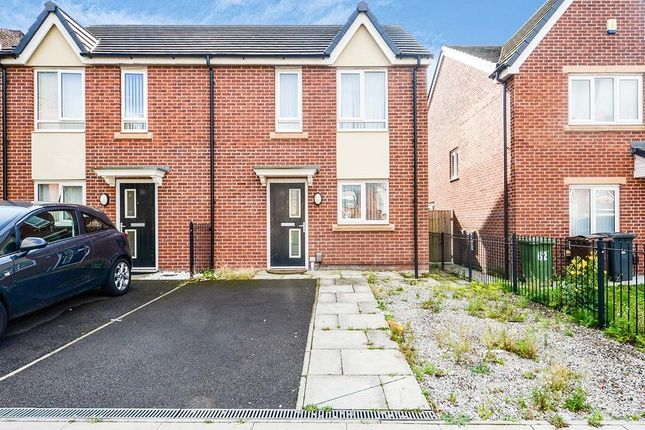 Thumbnail Semi-detached house to rent in Hertford Road, Bootle