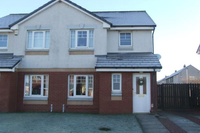 Thumbnail Semi-detached house to rent in Lockhart Gardens, Annan