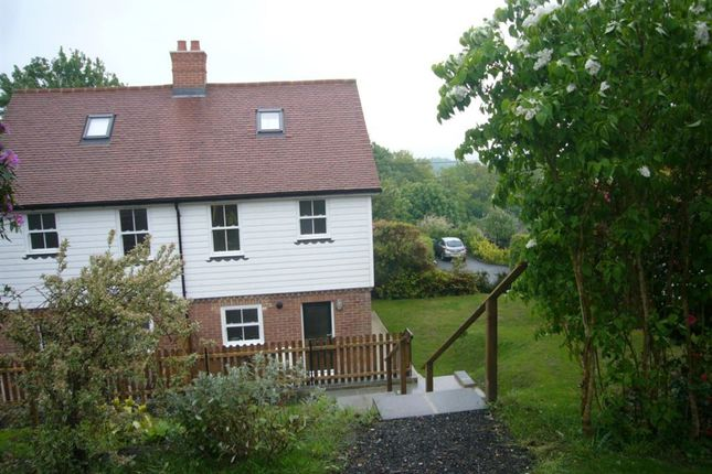Thumbnail Property to rent in Vicarage Road, Burwash Common, Etchingham