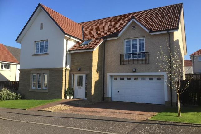 Thumbnail Property for sale in Ninian Crescent, Woodilee, Glasgow
