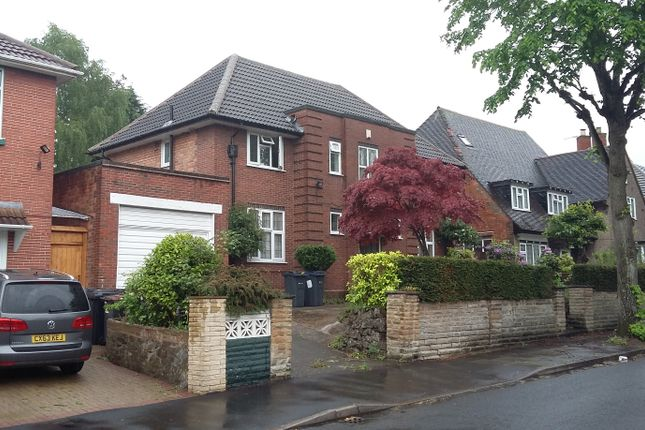 Thumbnail Semi-detached house to rent in Brecon, Handsworth