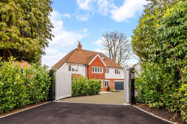 Thumbnail Detached house for sale in Heath Drive, Walton On The Hill