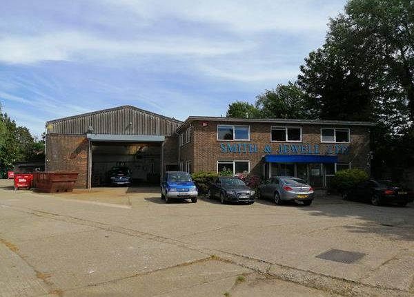 Thumbnail Warehouse to let in South Building, Leigh Road, Chichester, West Sussex