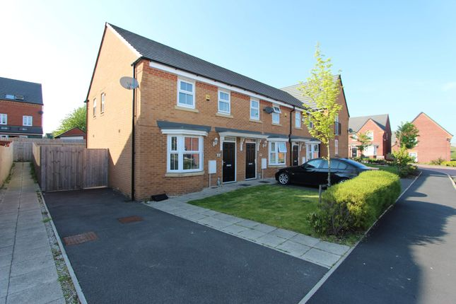 Thumbnail Semi-detached house to rent in Jones Way, Kingsway, Rochdale