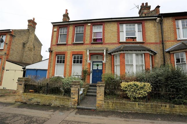 Thumbnail Semi-detached house for sale in Merton Road, Walthamstow, London