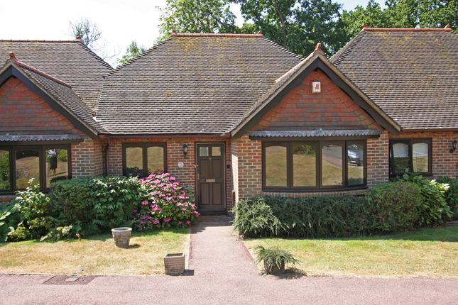 Thumbnail Terraced bungalow for sale in Lorenden Park, Highgate Hill, Hawkhurst, Cranbrook