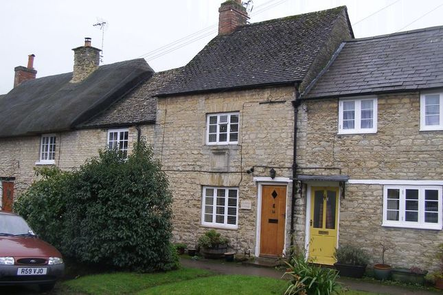 Thumbnail Terraced house to rent in Oasis Park, Stanton Harcourt Road, Eynsham, Witney