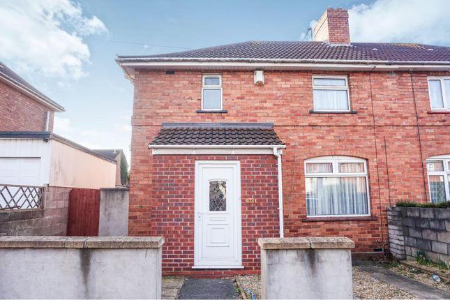 Semi-detached house in  Littleton Road  Bristol  Bristol