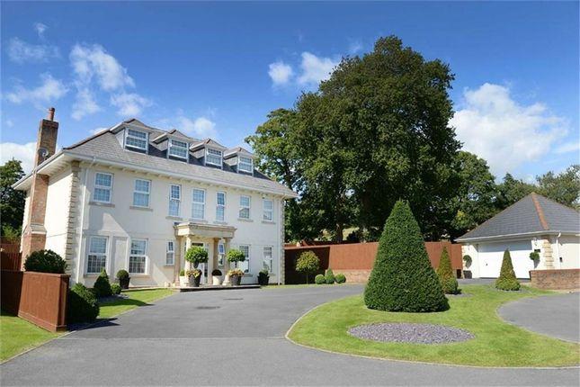 Thumbnail Detached house for sale in Cwrt Ty Gwyn, Llangennech, Llanelli, Carmarthenshire