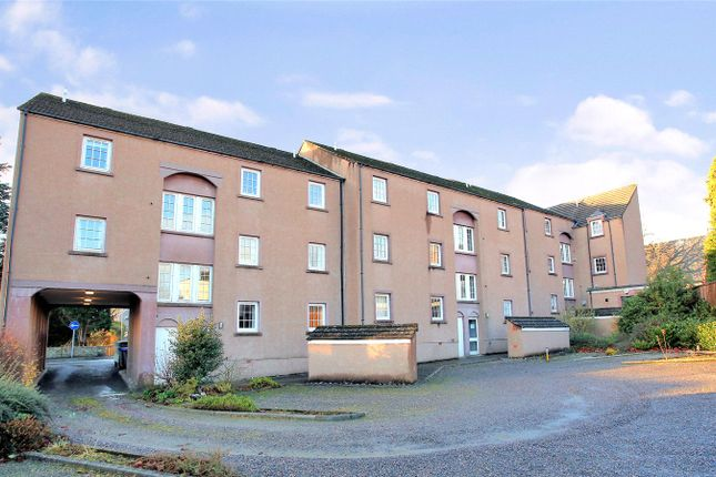 Thumbnail Flat to rent in 11 Shepherds Court, Kinneskie Road, Banchory