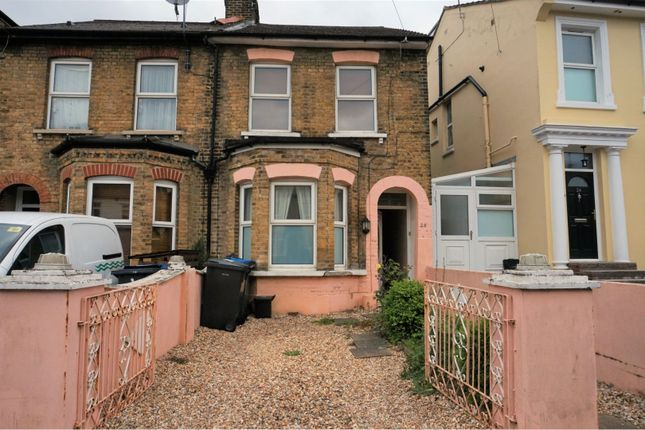 Thumbnail Semi-detached house for sale in Grant Road, Croydon
