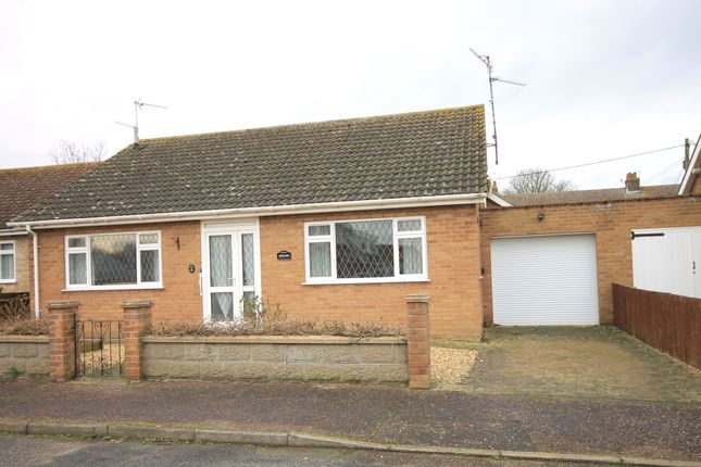 Front Elevation of Russell Close, Wells-Next-The-Sea NR23
