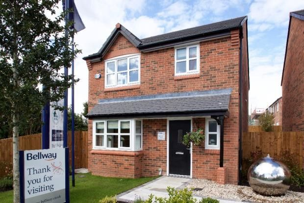 Thumbnail Detached house for sale in Salisbury Road, Radcliffe