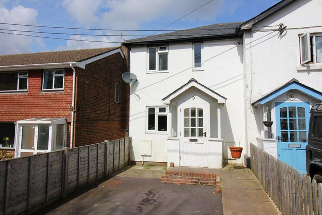 Thumbnail End terrace house to rent in Tichborne Down, Alresford