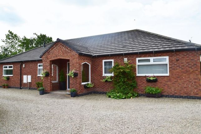 3 bed detached bungalow for sale in Saughall Road, Blacon, Chester