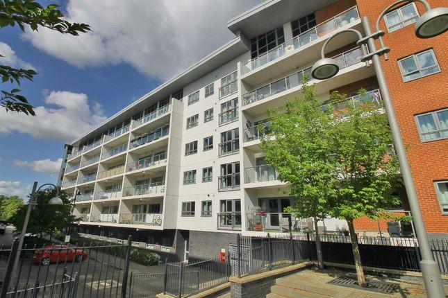 Thumbnail Flat to rent in Hamilton House, Wolverton Park Road Wolverton, Milton Keynes