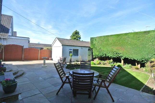 Thumbnail Detached bungalow for sale in Cranwell Avenue, Lancaster
