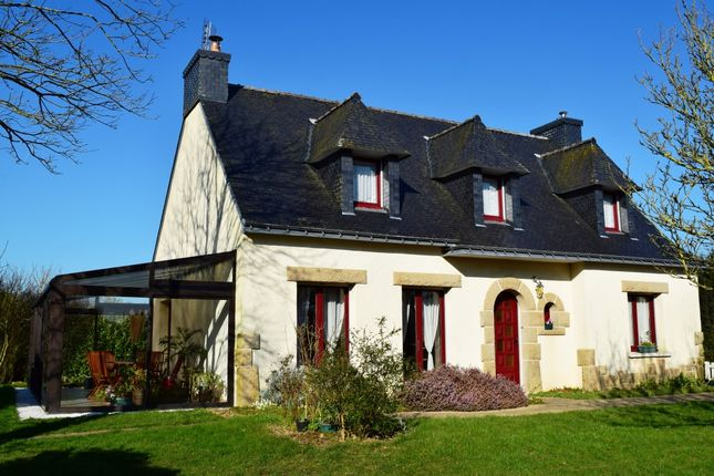 Perfect Thumbnail Detached House For Sale In 56630 Langonnet, Morbihan, Brittany,  France