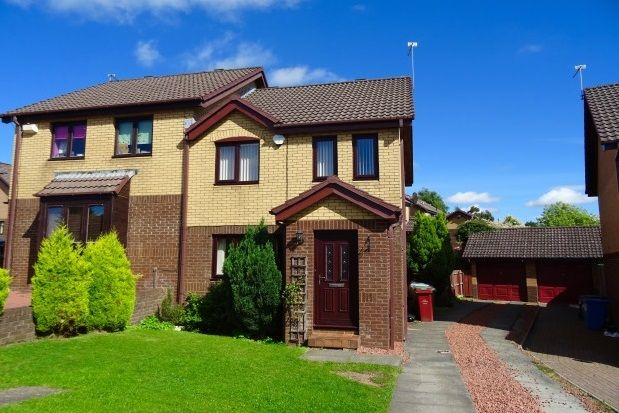 Thumbnail Property to rent in Brodick Drive, East Kilbride, Glasgow