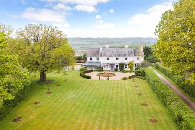 Thumbnail Detached house for sale in Coopersale Lane, Theydon Bois, Epping, Essex