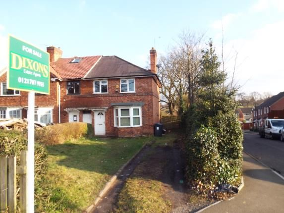 Thumbnail End terrace house for sale in Shirley Road, Acocks Green, Birmingham