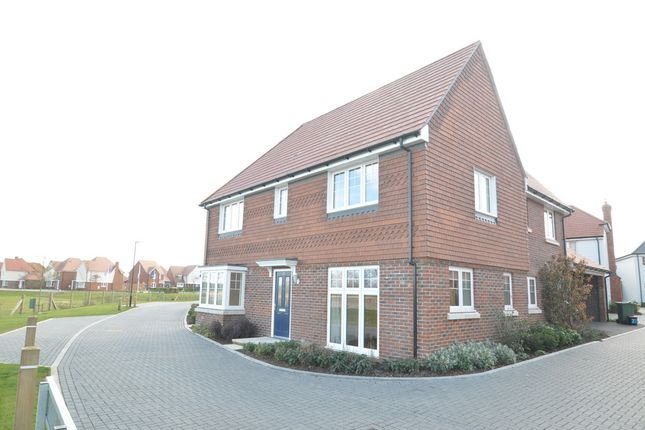 Thumbnail Detached house to rent in Goldfinch Drive, Finberry, Ashford