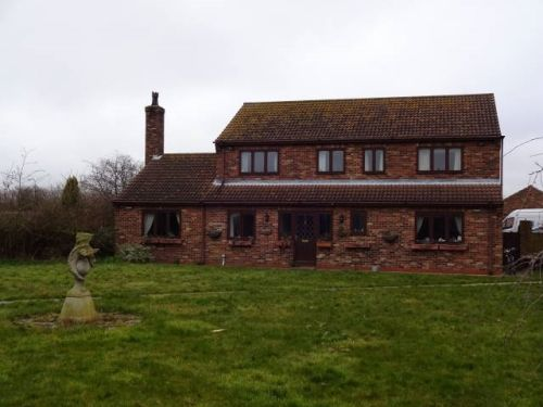 Thumbnail Detached house for sale in Barrow-Upon-Humber, Lincolnshire
