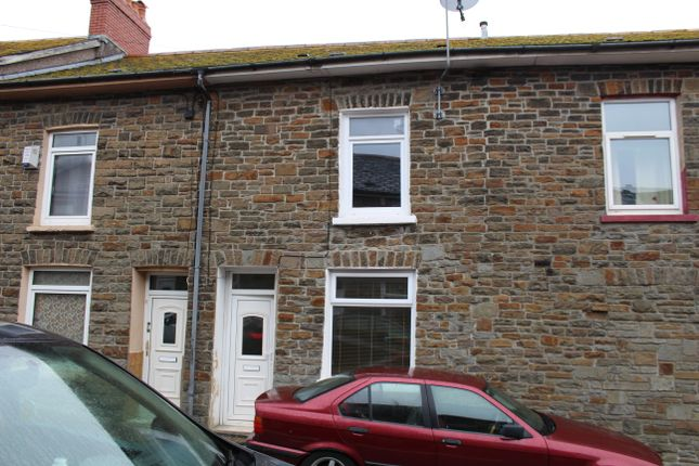Thumbnail Terraced house to rent in Mary Street, Treherbert